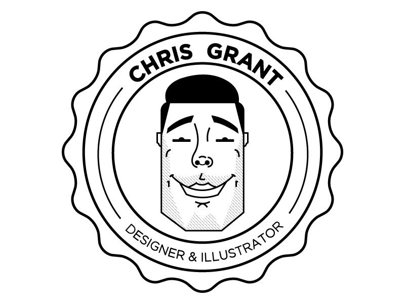 Badge (work in progress) identity avatar badge work in progress illustration