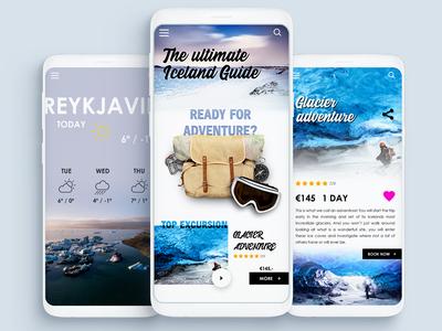Iceland Guide App