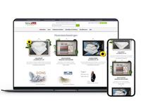New Design Timalux Webshop