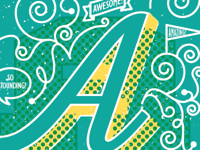 A is For... type