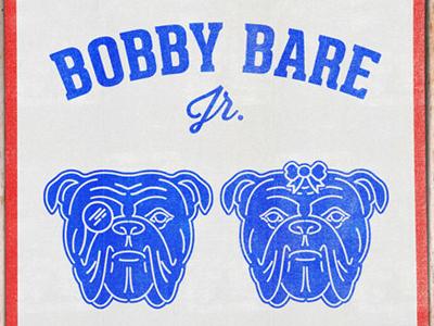 Bobby Bare Jr. poster music concert poster