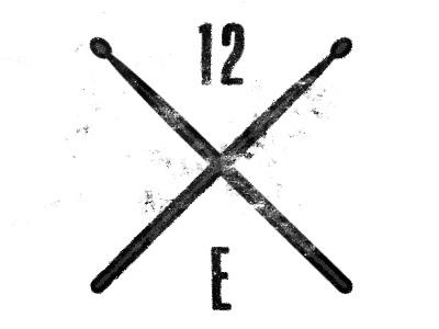 12epoch Logo: Music logo music