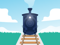 Merrick Infographic Train