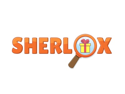 Sherlox - logo design
