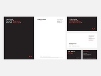 Full Stationery Set Design