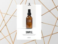 L · Q · D — Advertising Concept 01
