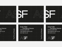 Initial Identity & Business Card Design