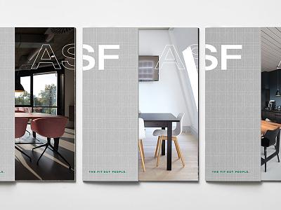 Brochure Cover Concept print minimal helvetica logo branding identity typography design graphic design brochure cover cover brochure