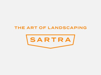 Sartra Tooling—02 marque badge icon clean typography minimal type graphic design modernist identity logo branding