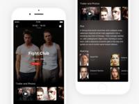 App for a digital TV operator / Film