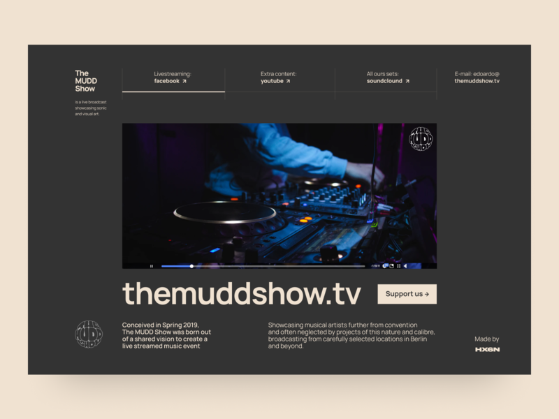 the Mudd Show Streaming