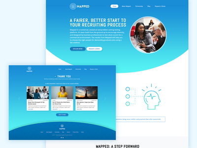 Mapped Consultancy Firm Website Design problem solving platform problem solving platform