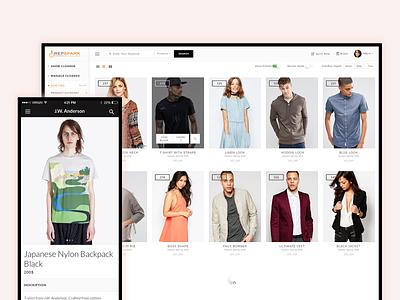 UI Freelance Designer for B2B Platform Repspark digital catalogs digital catalogs