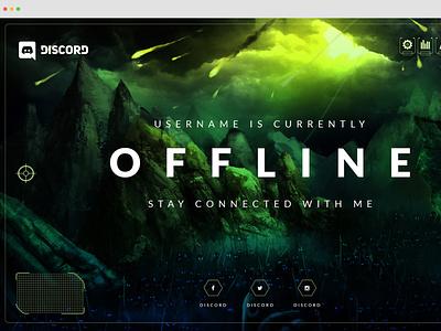 DISCORD Online Gaming Platform Design Project game players game platform chat process online game game