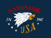 Handmade in the U.S.A.