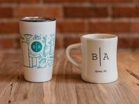 Coffee Tumbler Design
