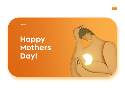 Mothers Day 2021 cinema4d adobexd adobe illustrator joaccord africa 3dillustration 3dartwork 3d art 3d artist 3d uidesign uiux ui mother mothersday