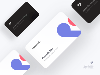 Clearcut Branding | Business Card