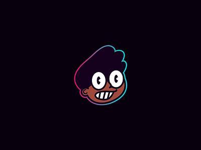K head human candy face