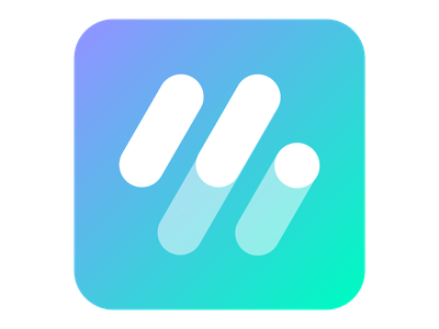 S Logo icon minimal vector logo badge branding design