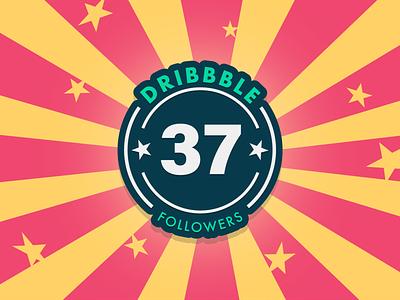 37 funny badge flat vector design branding