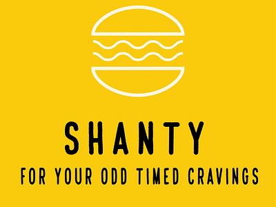shanty logo logo design branding minimalism inspiration branding design adobe ilustrator unique logo