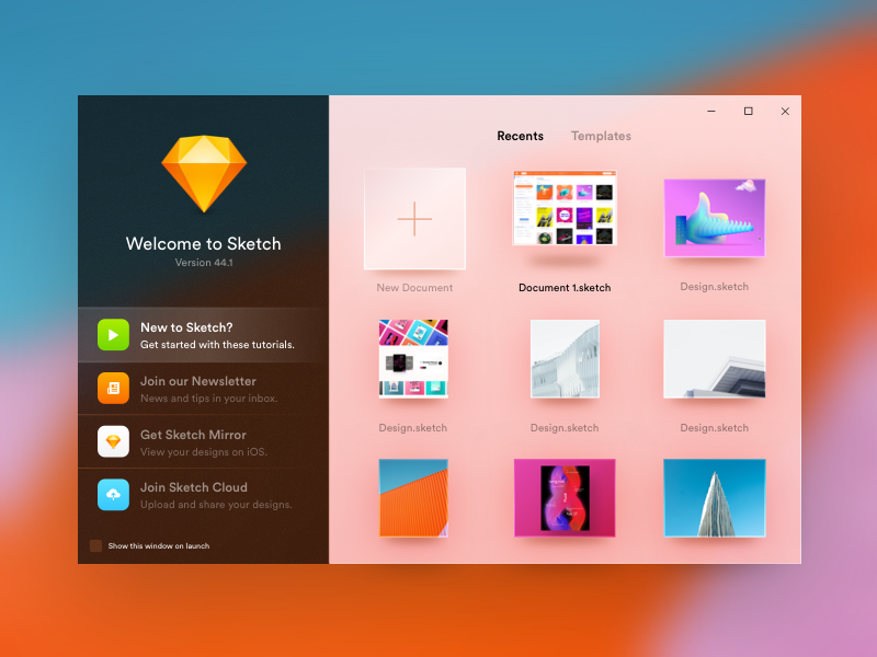 Sketch on Windows 10 by Gabriel Lam on Dribbble