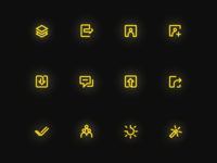 AFictionalBrand's Icon Set