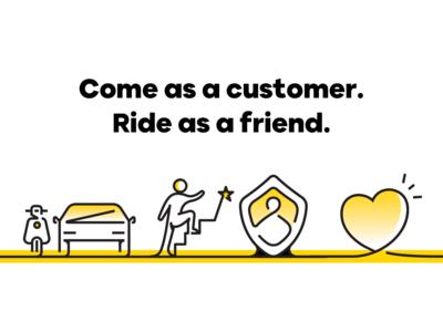 Come & Ride