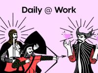 Daily at Work