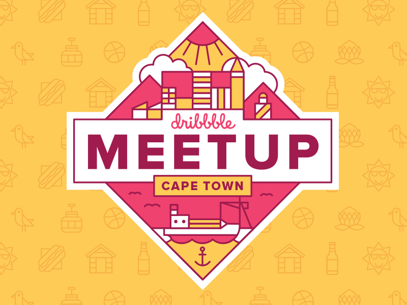 Dribbble Meetup - Cape Town