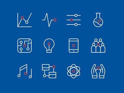UOW Icons