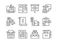 Business Icon Collection