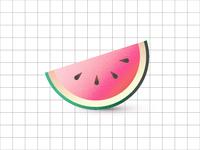 Watermelon Grid