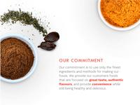 Spice Website Description