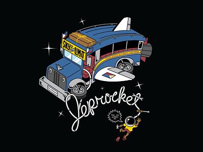 The Jeprocket space philippines filipino jeepney