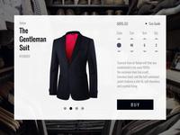 Sipmle Suit UI