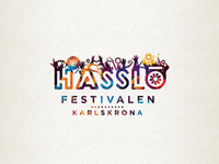 New logo and profile - Hasslöfestivalen