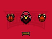 NBA logos redesign - Atlanta Hawks Extra 03