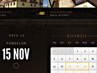 UPDATE: Calendar