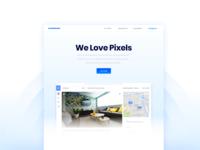 Pixeldenker - New Website
