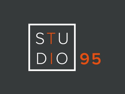Logo Studio 95 motion design motion logo 3d web print illustration design studio de design logo illustrator studio 95