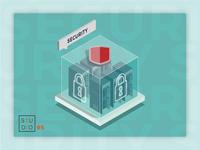 Security Isometric