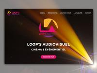 Site Loop's Audiovisuel