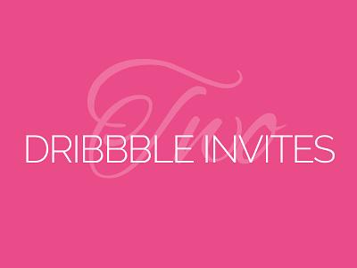 Dribbble Invites uiux. designer new talent giveaway 2 dribble invites