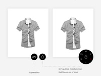 Ecommerce Shopping  Add To Cart -Concept