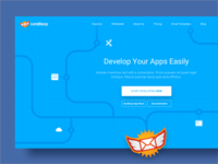 Sendloop Developers Landing Page
