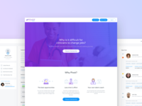 Pivot Health Website Design
