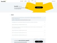 TeamSQL Landing Page by Tansel Turunz | Dribbble | Dribbble
