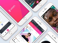 Voon App Branding, Ux&Ui Design